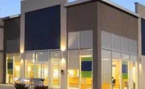 retail building
